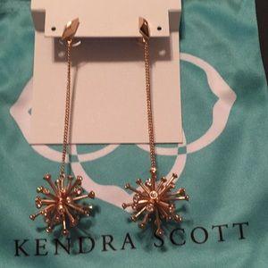 Kendra Scott Tricia drop earrings